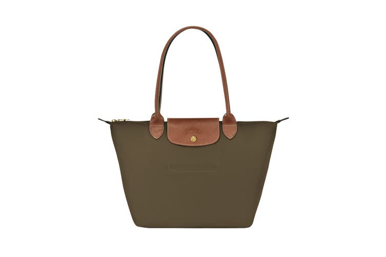 Longchamp Le Pliage Tote Handbag (Small, Khaki)