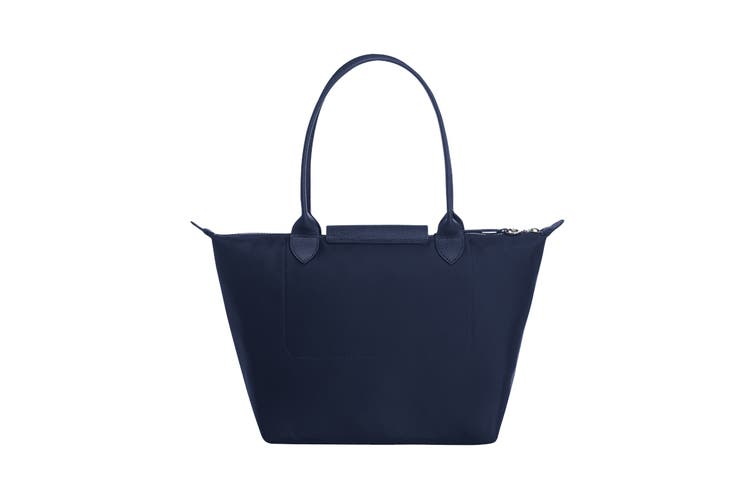 Longchamp Le Pliage Neo Tote Handbag (Small, Navy)