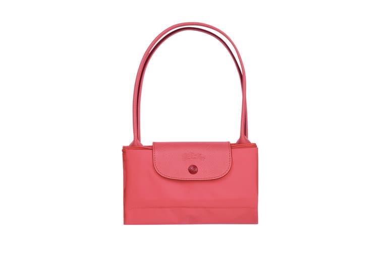 Longchamp Le Pliage Club Tote Handbag (Small, Pomegranate)