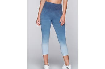 Lorna Jane Women's Ombre Seamless 7/8 Leggings (Ombre)