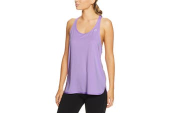 Lorna Jane Women's Mind And Body Excel Tank Top (Dusty Lilac)