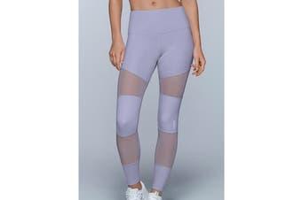 Lorna Jane Women's Vent Booty Support Leggings (Black)