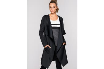 Lorna Jane Women's Luxury Jacket (Black)