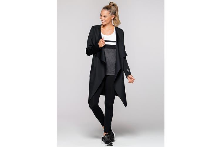 Lorna Jane Women's Luxury Jacket (Black, XS)