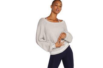 Lorna Jane Women's Cozy Squad Long Sleeve Top (Galaxy, Size XS)
