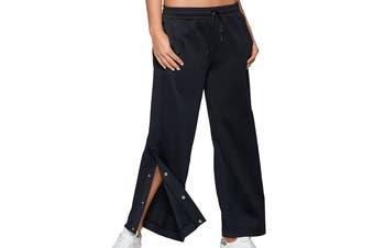 Lorna Jane Women's Snap It Active Pants (Black)