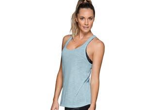 Lorna Jane Women's Slouchy Gym Tank Top (Amalfi)