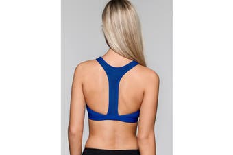Lorna Jane Women's No Limitations Sports Bra (Waikiki)