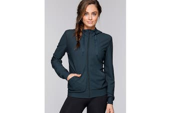 Lorna Jane Women's Apollo Long Sleeve Mesh Jacket (Canyon)