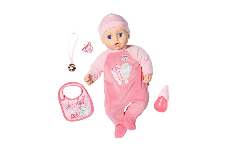 Dick Smith NZ   Baby Annabell Baby Doll   Dolls & Soft Toys