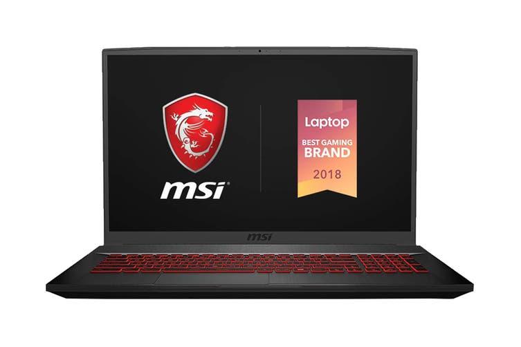 Dick Smith Msi Gf75 Thin 17 3 Core I5 9300h 8gb Ram 256gb Ssd Gtx1050ti 120hz Gaming Laptop Gf75 9rcx 296au Laptops Notebooks Gaming Laptops
