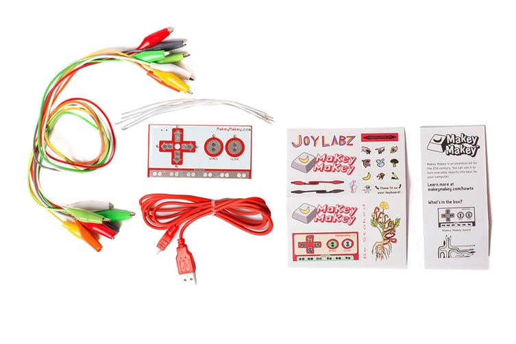 Makey Makey Classic: An Invention Kit for Everyone (MM-MMCE)