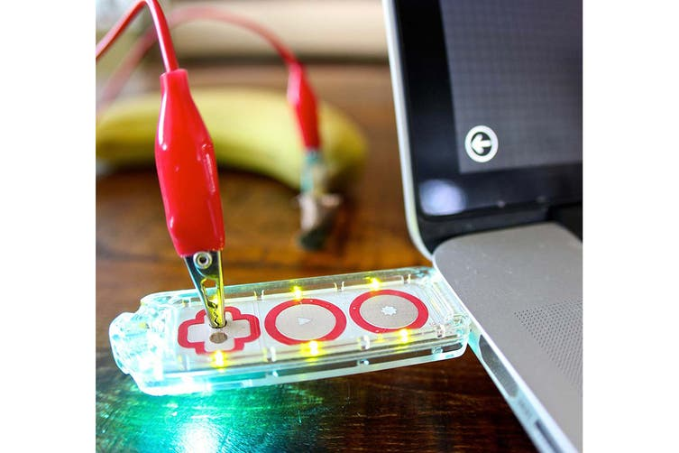 Makey Makey GO: Better for inventing on the GO! (MM-MMGO)