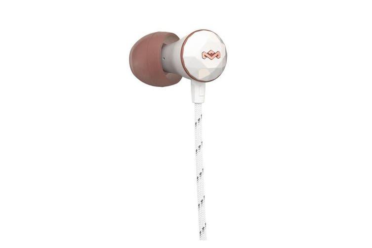 Marley Nesta In-Ear Headphones - Rose Gold (EMFE033RS)