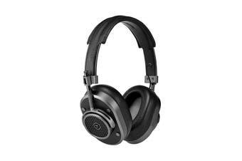 Master & Dynamic MH40 Wireless Over Ear Headphone - Gunmetal/Gunmetal Coated Canvas (MH40G1-W)