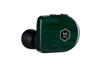 Master & Dynamic MW07 Plus True Wireless Earphones - Jade Green (MW07JG+)