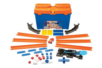 Hot Wheels Track Builder Challenge Box