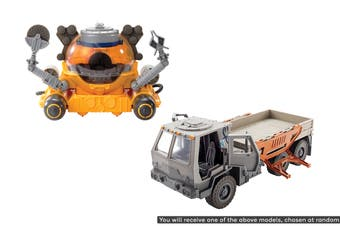 Matchbox Jurassic World Lights And Sounds Vehicle (Assorted)