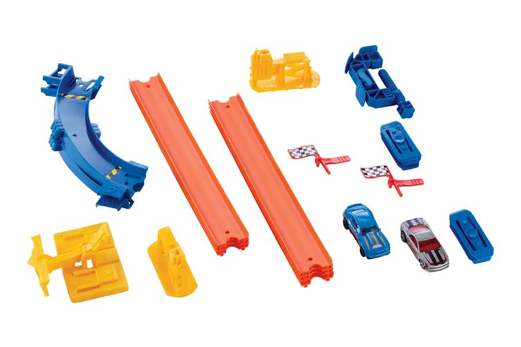 Hot Wheels Race Rally Play Set (Assorted)