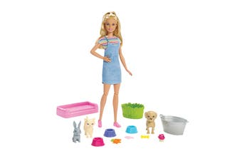 Barbie Play 'N' Wash Playset