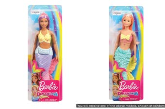 Barbie Mermaid Doll (Assorted)