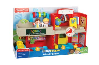 Fisher Price Little People School House