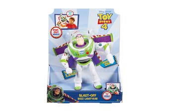 Toy Story 4 Blast-Off Buzz Lightyear