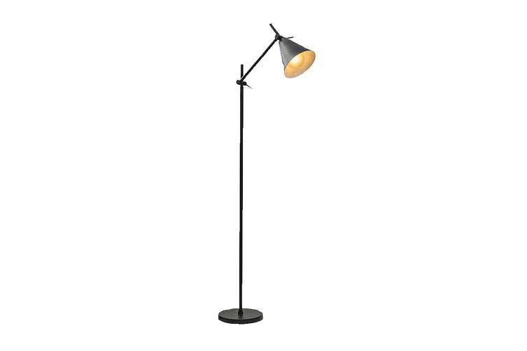 Mercator Gordon Floor Lamp - Black