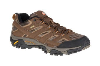 Merrell Men's Moab 2 Ventilator Hiking Shoe (Earth, Size 11.5 US)