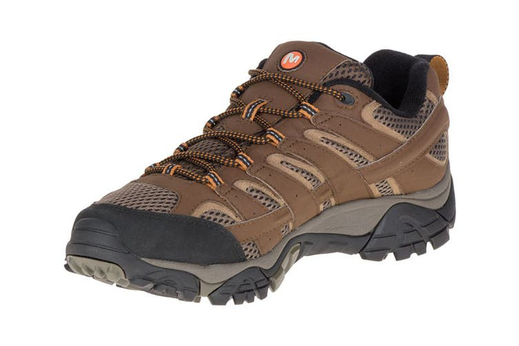 Merrell Men's Moab 2 Ventilator Hiking Shoe (Earth, Size 8 US)