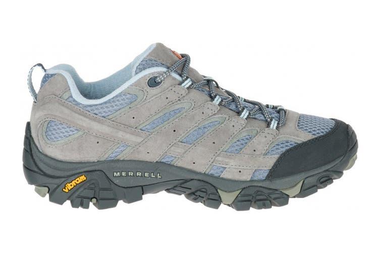 Merrell Women's Moab 2 Ventilator Hiking Shoe (Smoke, Size 9 US)