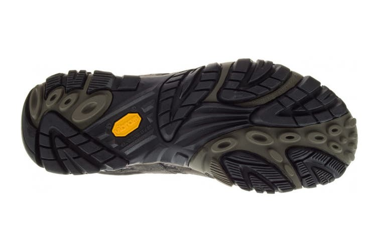 Merrell Men's Moab 2 Ventilator Hiking Shoe (Beluga, Size 10.5 US)