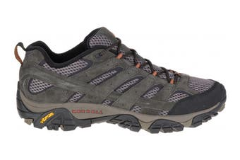 Merrell Men's Moab 2 Ventilator Hiking Shoe (Beluga, Size 9 US)