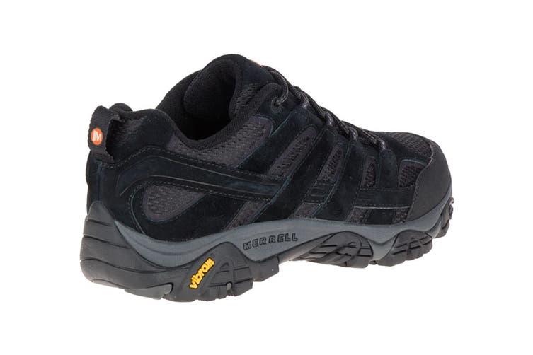 Merrell Men's Moab 2 Ventilator Hiking Shoe (Black Night, Size 10.5 US)
