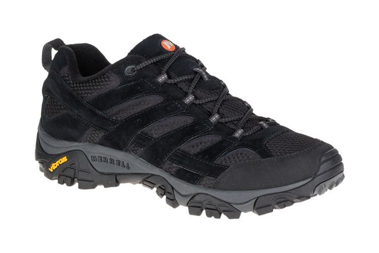 Merrell Men's Moab 2 Ventilator Hiking Shoe (Black Night, Size 11.5 US)