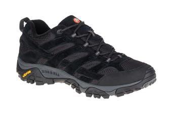 Merrell Men's Moab 2 Ventilator Hiking Shoe (Black Night, Size 8.5 US)
