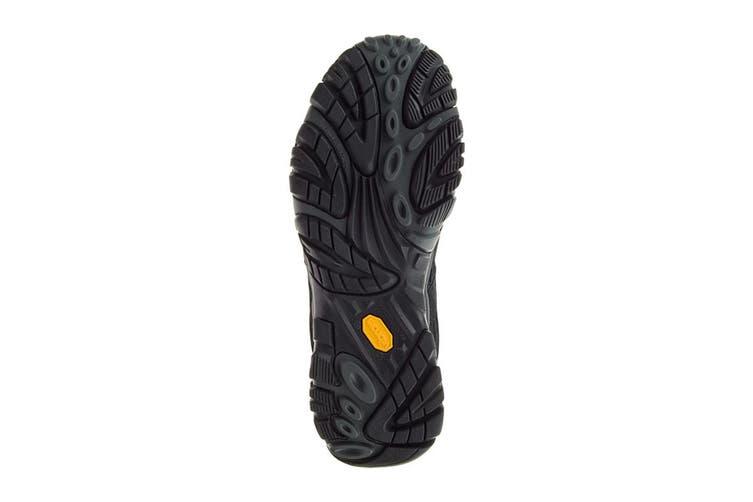 Merrell Men's Moab 2 Ventilator Hiking Shoe (Black Night, Size 9.5 US)