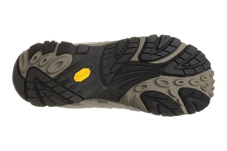 Merrell Women's Moab 2 Ventilator Hiking Shoe (Aluminum/Marlin, Size 6 US)