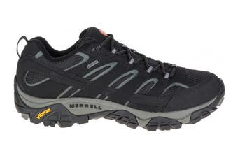 Merrell Men's Moab 2 Gore-Tex Hiking Shoe (Black, Size 9.5 US)