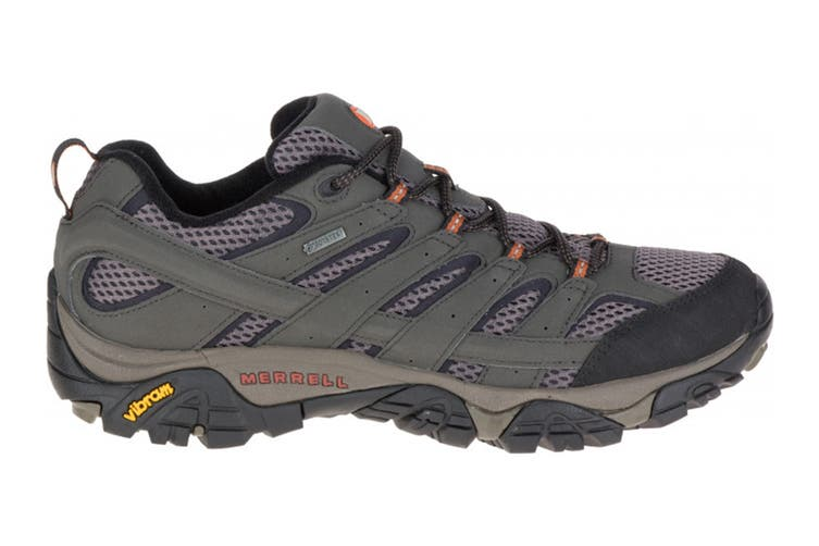 Merrell Men's Moab 2 Gore-Tex Hiking Shoe (Beluga, Size 8 US)