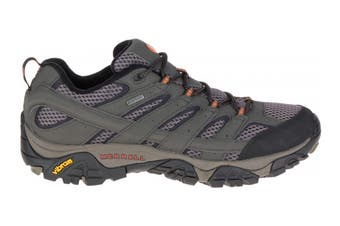 Merrell Men's Moab 2 Gore-Tex Hiking Shoe (Beluga, Size 9.5 US)
