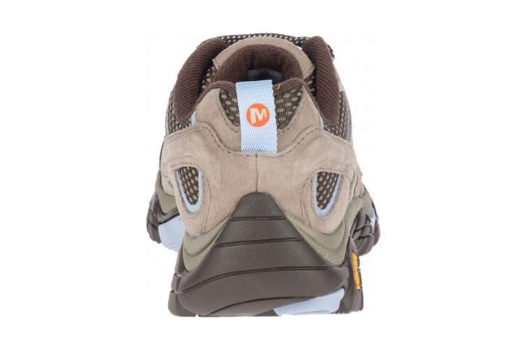 Merrell Women's Moab 2 Ventilator Hiking Shoe (Brindle, Size 7.5 US)