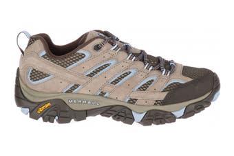 Merrell Women's Moab 2 Ventilator Hiking Shoe (Brindle, Size 9.5 US)