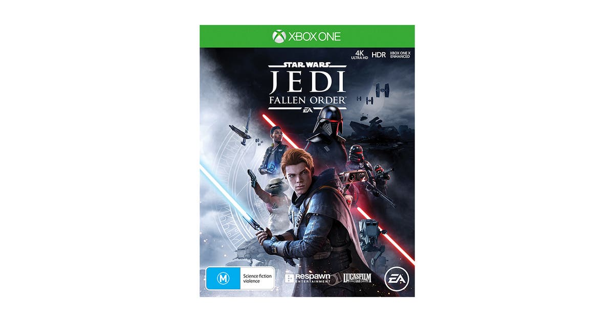 Dick Smith Nz Star Wars Jedi Fallen Order Xbox One Video Games