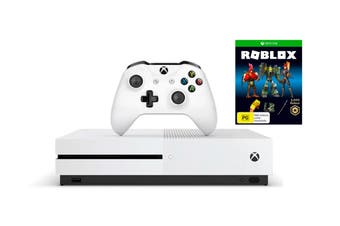 Xbox One S Console 1TB + Roblox Bundle