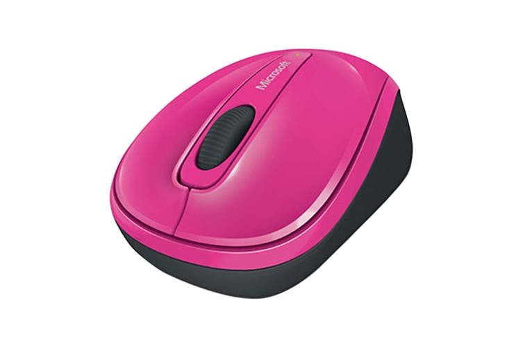 Microsoft Wireless Mobile Mouse 3500 - GMF-00280 (Pink)
