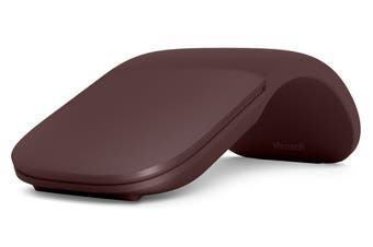 Microsoft Surface Arc Mouse (Burgundy)