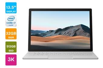 "Microsoft Surface Book 3 13.5"" (512GB, i7, 32GB RAM)"