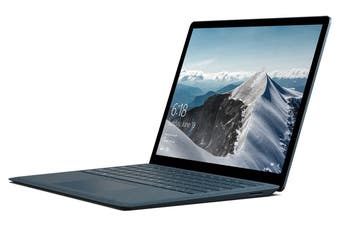 Microsoft Surface Laptop (256GB, i7, 8GB RAM, Cobalt Blue)
