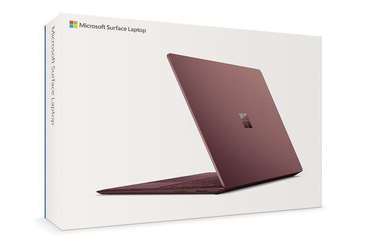 Microsoft Surface Laptop (256GB, i5, 8GB RAM, Burgundy)